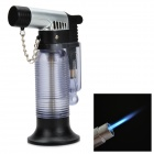 F43 Windproof Welding Jet Lighter - Translucent Black + Black