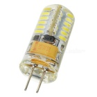 JRLED G4 3W DIP LED Lamp Bluish White Light 170lm SMD 2014 (2PCS /12V)