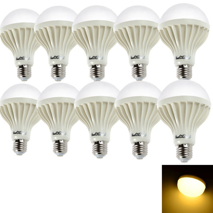YouOKLight ADS-C5W E27 5W 9-5630 SMD 480lm Warm White Bulb (220V)