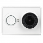 Xiaomi Xiaoyi 1080P 16MP CMOS Sports Camera Camcorder w/ Wi-Fi / Bluetooth 4.0 / 16GB TF - White
