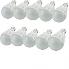 YouOkLight 3W E27 280lm 6-SMD 5630 Cold White Light Bulb (220V, 10PCS)