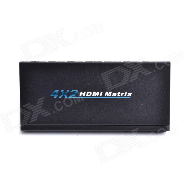 CHEERLINK VT- HDMI0402 4X2 4 -в- 2 -аут 3D HDMI V1.3 Matrix
