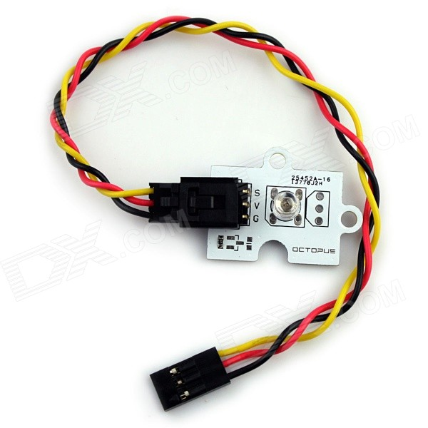 Elecfreaks e octopus mm red light led sensor module