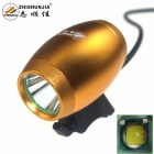 ZHISHUNJIA LT1D-G 1000lm 3-Mode White LED Bicycle Lamp w/ Bike Mount - Golden (4 x 18650)