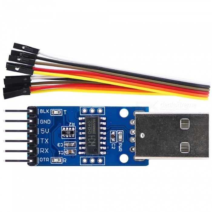 Pcs ft rl ftdi usb to ttl serial converter adapter