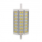 KINFIRE R7S 15W 1200lm SMD 5050 Warm White Halogen Lamp (90~265V)