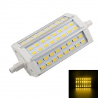 KINFIRE R7S 15W Halogen Lamp Floodlight Warm White 3000K 1200lm SMD 5730 (AC 90~265V)