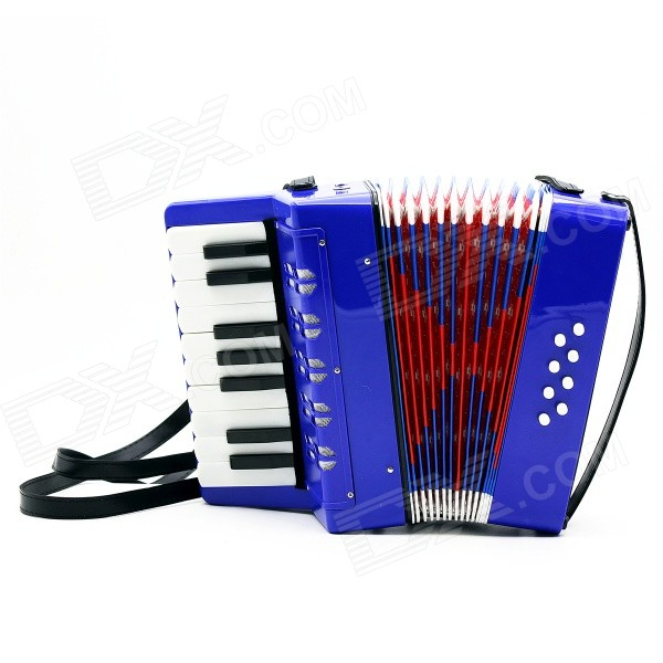 104 Children's Accordion - Blue
