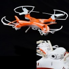 4-CH 2.4GHz R/C Quadcopter w/ 6-Axis Gyro / 3D Tumble / Locking Route Mode / 2.0MP Camera