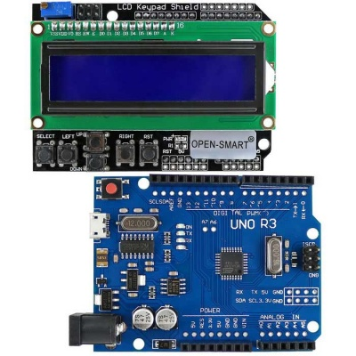 Micro USB UNO R3 ATmega328P Development Board Kit for Arduino