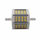 KINFIRE R7S 8W warm wit SMD LED halogeenlamp schijnwerper (90 ~ 265V)