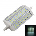 KINFIRE R7S 15W LED Halogen Lamp Floodlight White 6500K 1200lm SMD 5730 (AC 90~265V)