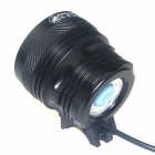 ZHISHUNJIA SHQ-8 4800lm 3-Mode White Bicycle Light w/ 8*XM-L T6