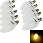 YouOKLight E14 3W 200lm SMD 2835 Warm White Lamp (220V / 10PCS)