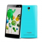 Mlais M52 Red Note Android 5.0 4G Phone w/ 3GB RAM, 16GB ROM - Blue