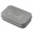 EDCGEAR Small Metal Storage Box Case for Cigarette - Grey Green