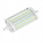 HH228 R7S 12W LED Corn Lamp Cool White 1200lm - White + Yellow