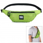 Naturehike NH Ultra-Light Outdoor Travel Waist Bag / Messenger Bag - Grass Green (3L)