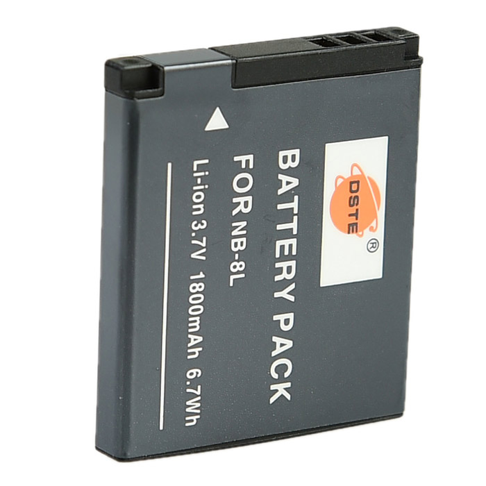 Dste Nb 8l Battery Dc98 Charger For Canon Grey