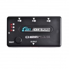 CHEERLINK 3X1 1080P Mini HDMI V1.4b Switch w/ Remote Control