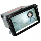 "LsqSTAR 8"" Android 4.2 Car DVD Player GPS Canbus for VW - Black"