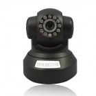 "HOSAFE 1/4 ""CMOS 300KP Wireless Pan / Tilt IP-камера W / 11-IR-LED / Wi-Fi / Two Way Audio (ЕС Plug)"