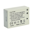 DSTE NB-10L Battery + DC123 Charger for Canon - White (1400mAh, US)