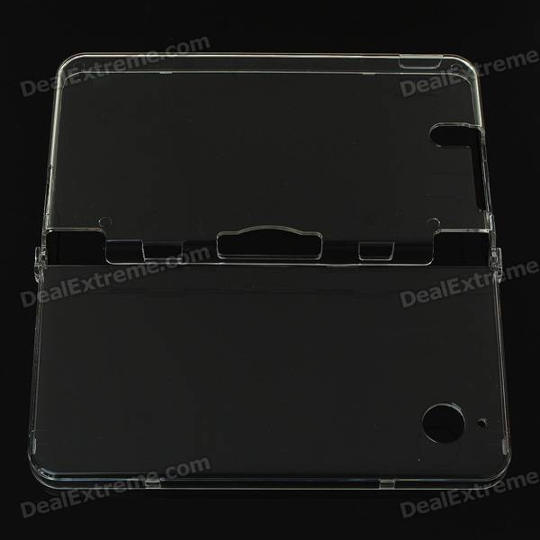 Protective Crystal Case for DSiLL (Translucent)