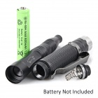 EDCGEAR Outdoor Emergency Survival Tactical Pen w/ 60lm XP1 LED Light (1 * AAA)
