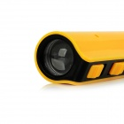 luce bianca esterna / home 1-LED 2-Mode torcia zoom