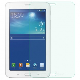 p tempered glass screen protector fot  samsung galaxy tab transparent