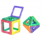 M14 Educational Magnetic Assembling Toy for Children - Multicolored