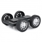 M-01 Educational Magnetic Construction Piece Toy Vehicle Car Wheel Accessory for Kids / Children