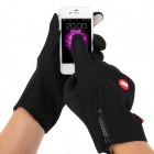 NatureHike Full-Finger Touch Screen Cycling Gloves - Black (XL)