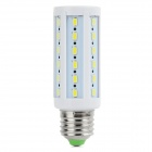 E27 9W LED Corn Lamp Bulb Cold White 810lm 42-SMD 5730 (AC 220~240V)