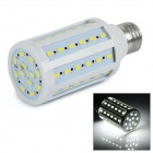 E27 12W LED Corn Lamp Bulb White Light 6500K 1000lm 60-SMD 5730 - White (AC 85~265V)