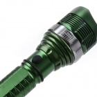 Outdoor Rechargeable 200lm XP-E Q5 LED 3-Mode White Zooming Flashlight