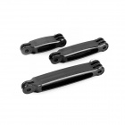 fat cat verlengarm pivot mount set voor GoPro hero / SJ4000 - zwart
