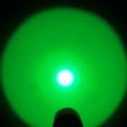 UltraFire A100 LED 100lm 5-Mode Green Light Zooming Flashlight