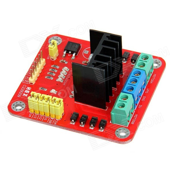 Geeetech l n stepper motor driver board for arduino