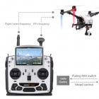 Walkera Quadcopter 3 w/ 2.0MP Camera RC Drone / GPS / Ground Station
