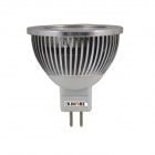 KINFIRE MR16 5W 400lm 6500K белый COB прожектор (AC / DC 12V)