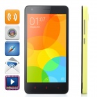 "XiaoMi Redmi 2 Android 4.4 Quad-core 4G FDD-LTE Bar Phone w/ 4.7"" Screen, 8GB ROM, Wi-Fi - Yellow"