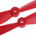 9045 Nylon Prop Propeller Blade CW/CCW - Red (Pair)