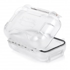 EDCGEAR Water-proof Storage Case Box for Outdoor Camping - Transparent