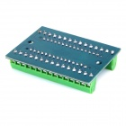 NANO IO Shield V1.O Expansion Board Shield for Arduino - Green