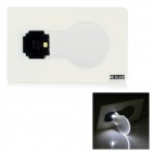 MLSLED mlx-y-kp-bb 0,2W estilo smart card nightlight 20lm (1 * CR1220)