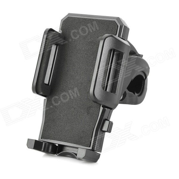 Motorcycle / Bicycle Phone Mount for Samsung Galaxy S6 + More - Black
