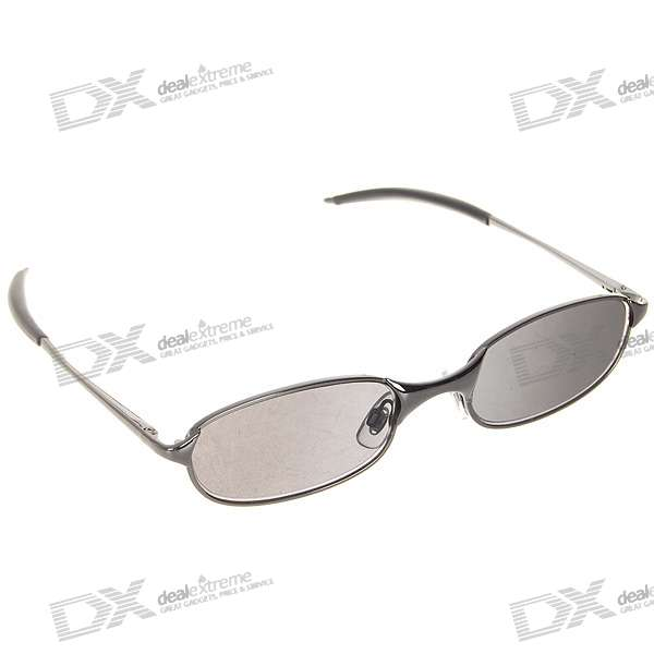 Anti-Track UV Protection Rearview Mirror Sunglasses (Small)