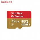 SanDisk Extreme 32GB UHS-I / U3 Micro SDHC Memory Card with Adapter